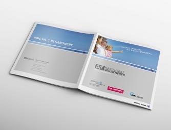 Handwerksversicherer-Umschlag