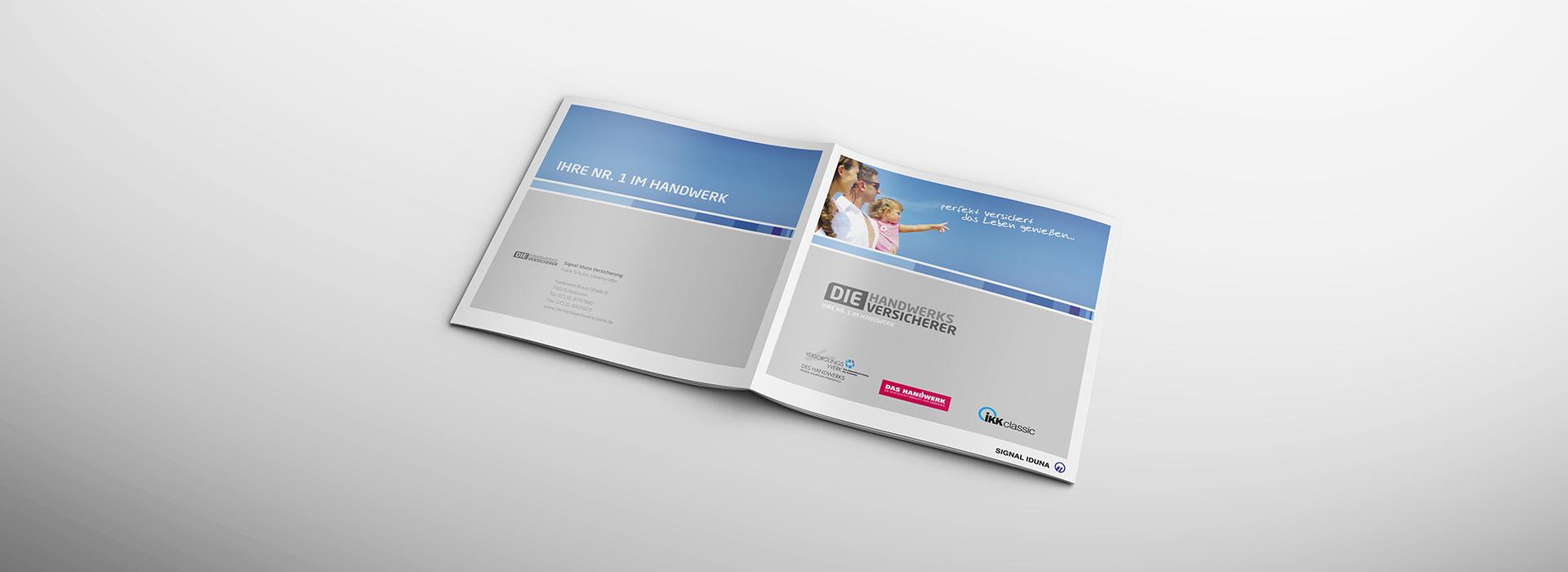 WESTHAUSER | DESIGN.STUDIO – Flyer Gemeinderatswahl