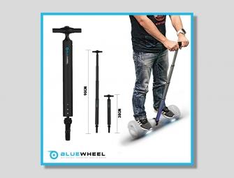 Bluewheel-Scooter-Handle#1
